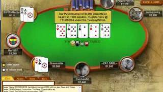 How To Play Texas Hold'em Online Poker – Easy Strategy To Win