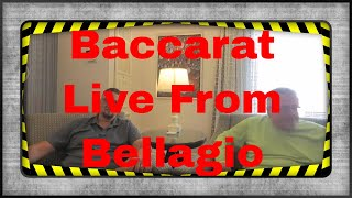 Baccarat Chat with Kevin and Don – BeatTheCasino.com Players.  The Baccarat conditions today.