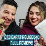 Maison Francis Kurkdjian Baccarat Rouge 540 Review