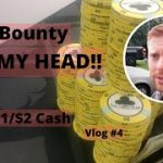 $40 Bounty on MY HEAD!! – Poker Tournament Vlog – Poker Vlog 2019 Ep 4 – Poker Vlog 1/2
