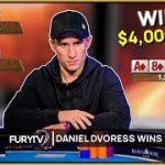 Canadian Poker Pro runs like a GOD and wins $4,080,000!