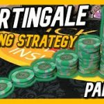 How Deadly Can The Martingale Betting Strategy Be? Blackjack Session