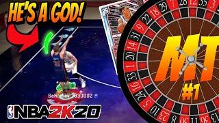 TRIPLE THREAT ROULETTE #1 – DIAMOND BRENT BARRY IS A GOD! – NBA 2K20 MYTEAM GAMEPLAY
