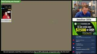 High Stakes Online Poker Tournaments ALL Day – Live Stream!