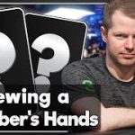 Reviewing a PokerCoaching Member's Hand Histories – A Little Coffee with Jonathan Little, 7/1/2020