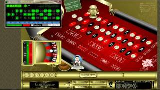 Best roulette strategy 2012. R-Matrix 1.5 (NEW 37 min session at Grand Casino)