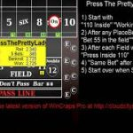 """""""Press the pretty lady"""" How to play craps nation strategies & tutorials 2020"""