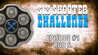 Six Shooter Craps Challenge : Episode #1