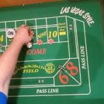 Craps strategy,  Kjohnston101915  variation for $64 across