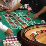 Roulette dealing for simple betting
