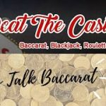 💸Let's Talk Baccarat Episode 31 LIVE FROM VEGAS June 26th