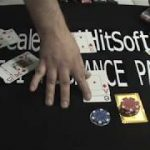 BlackJack Strategy Demo(six deck – critical win – occasionally making big moves is fun)