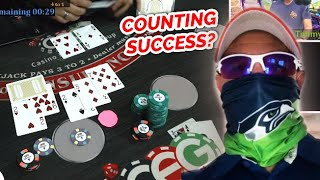 🔥 DOES COUNTING WORK? 🔥 12 Minute Blackjack Stimulus Challenge – WIN BIG or BUST #9