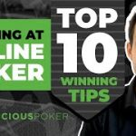 10 Tips for Winning at Online Poker in 2020: Online poker tips & strategies- Tournament & Cash game