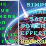 Roulette Strategy – The Four Corners For Profit (2020) Low Bankroll | Roulette Boss