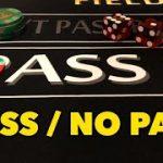 Pass No Pass Craps Strategy