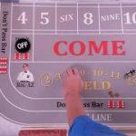 Craps Strategy. The Triple Field Pre$$ #LasVegas #Vegas #casino #craps #darkside #POUND