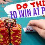 I found the SECRET TO WINNING at poker! // Texas Holdem Bankroll Challenge 3