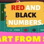 Best Roulette Strategy To Win 2020    Red and Black Color Roulette Tricks to Win