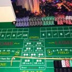 Improved cold table craps strategy