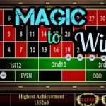 Magic to Win Roulette Strategy