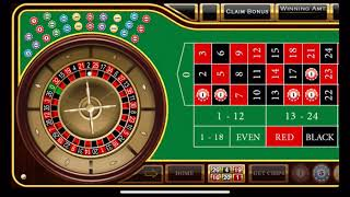 The straight up strategy for 100 % success on roulette