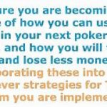 Strategies For Texas Hold Em – 3 Tips For A Safe Strategy