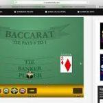 baccarat the shimmy system!