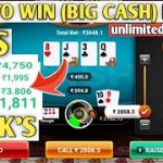 HOW TO WIN POKER IN BIG CASH | TIP'S AND TRICK'S POKER BIG CASH |RK EXPERT