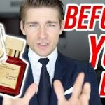 BEFORE YOU BUY Baccarat Rouge | Jeremy Fragrance