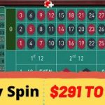 Best Roulette Strategy To Win 2020 | Dozen and Split Bets | Roulette Tricks to Win Every Spin