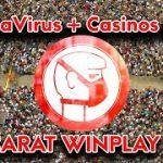 02/02/2020 – (COVID-19) CoronaVirus+Casinos=$$$ (Baccarat WinPlay)