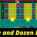 Two Line Bets and 3rd Dozen Covers 24 Numbers on Roulette Table | Roulette Tricks To Win 2020
