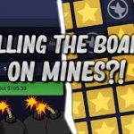 FIRST TIME PLAYING MINES!? (CRAZY BETS!!)