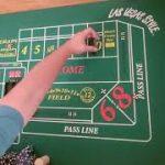 Craps strategy $200 bankroll, $20 flat donts. FOR HOSS!