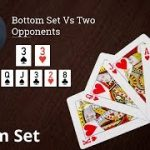 Poker Strategy: Bottom Set Vs Two Opponents