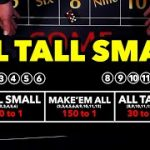 Bonus Craps – All Tall Small – Craps Side Bet