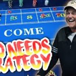 🔥 WHO NEEDS STRATEGY?! 🔥 30 Roll Craps Challenge – WIN BIG or BUST #8