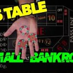 Low Roller Craps Strategy for $15 Table