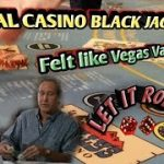 Blackjack Real Live Casino #8 – Playing Black Jack just like Clark in Vegas Vacation!