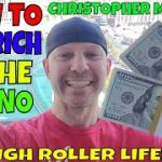 Christopher Mitchell How To Get Rich In The Casino (9 Valuable Tips) And Become A VIP High Roller.