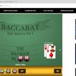 Baccarat Chi 3 Videos Winning Strategy …..