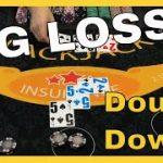 BIG BLACKJACK LOSS Within MINUTES! – Poor Bankroll Management