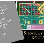 Simple Strategy to Win Roulette online casino games bank roll management system