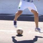 Zidane/Maradona roulette – Soccer moves
