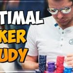 Optimal Poker Study   A Little Coffee with Jonathan Little, 2 21 2020