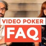 Video Poker — Frequently Asked Questions