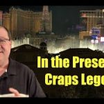The Golden Touch Craps Class:  In the Presence of Craps Legends!