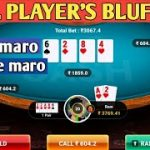 All player's bluffing in big cash poker | Rk expert