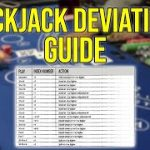 Blackjack Playing Deviations Guide (Advanced Card Counting)